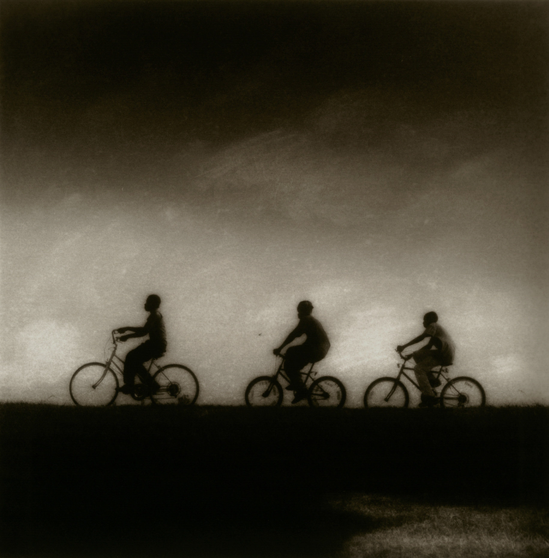 """Bicyclers""  Greenville  Mississippi"