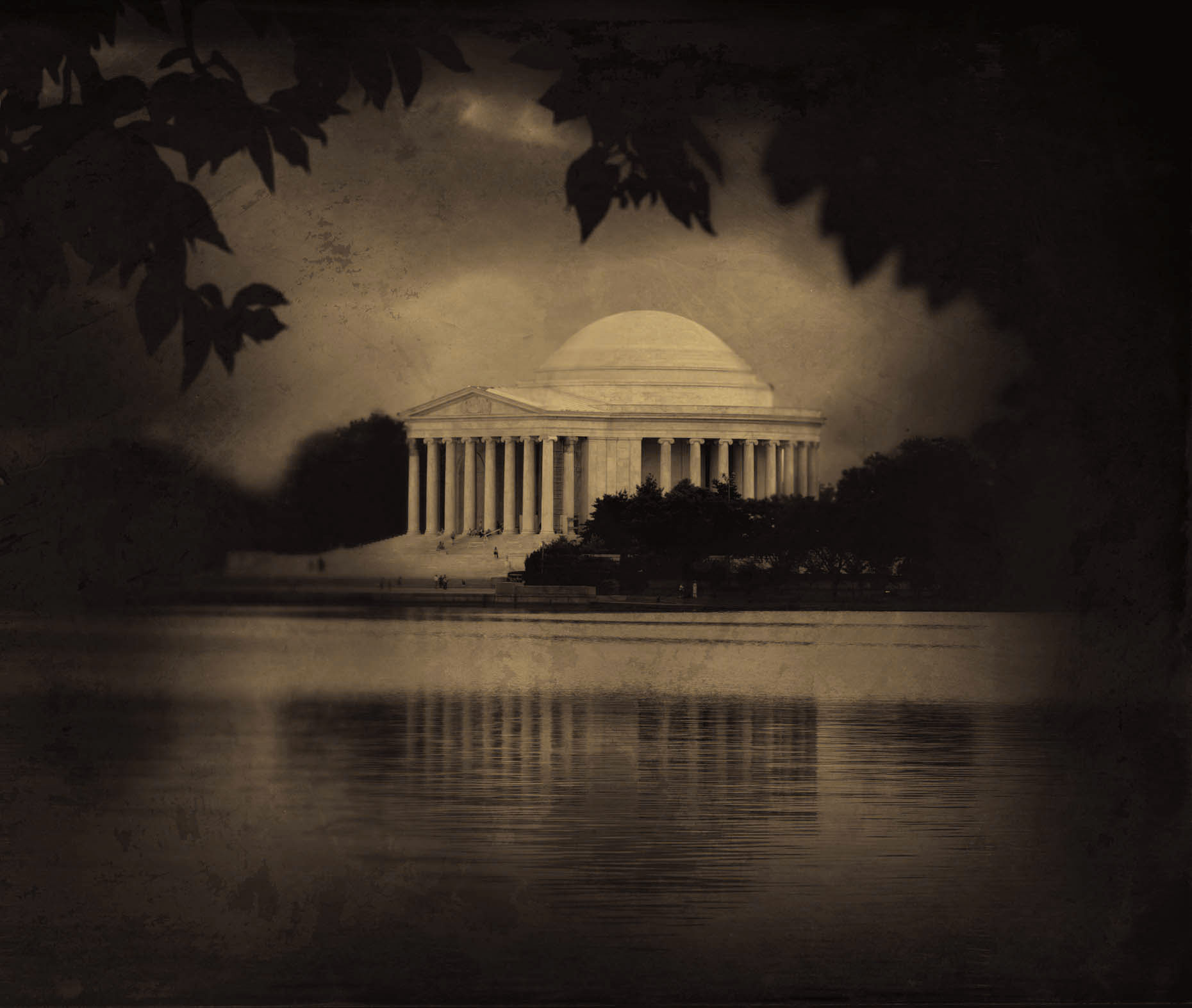 """Jefferson Memorial"", Washington, D.C."