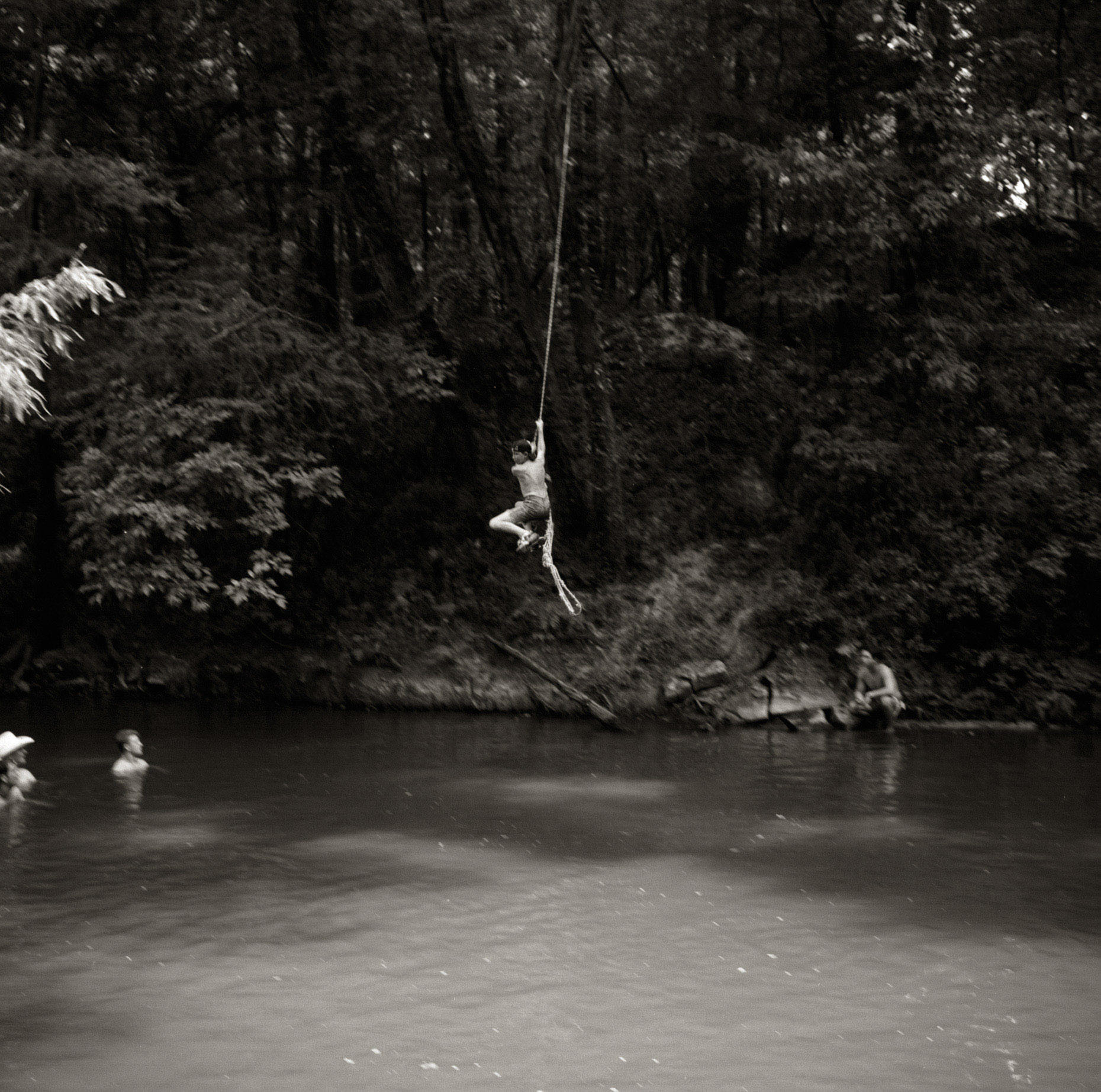 """Rope Swing"" Mississippi"