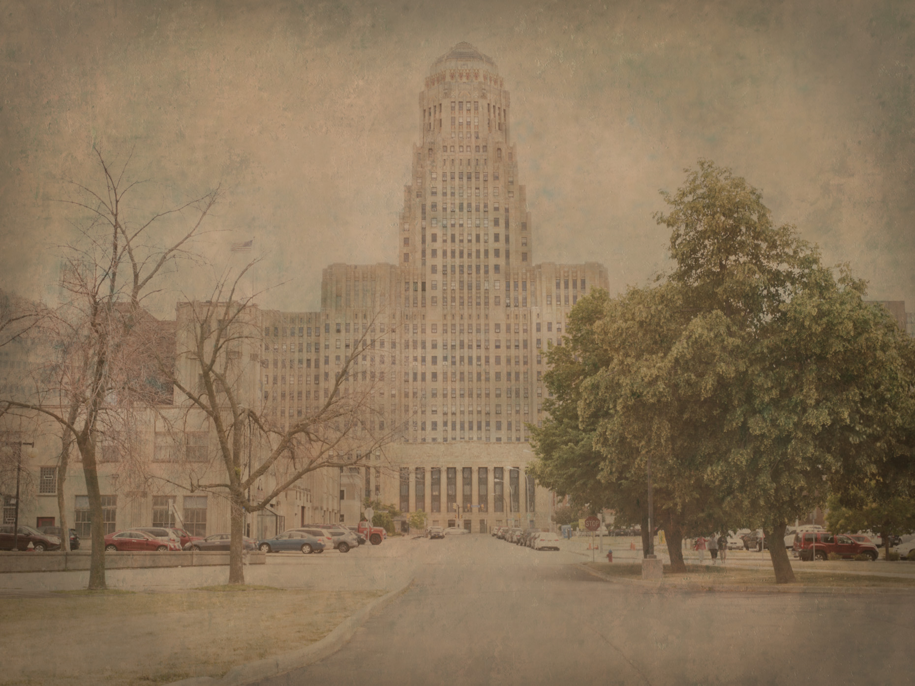 city hall buffalo