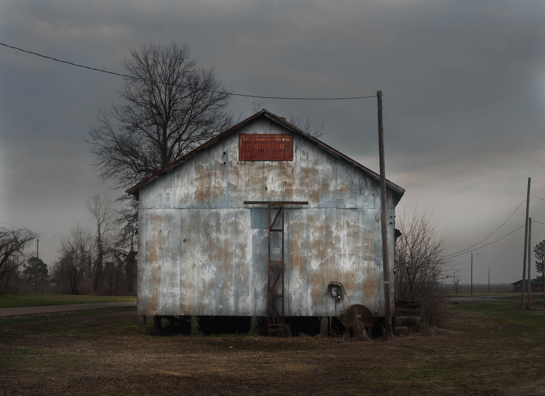 """Gin House"", Panther Burn, Mississippi"