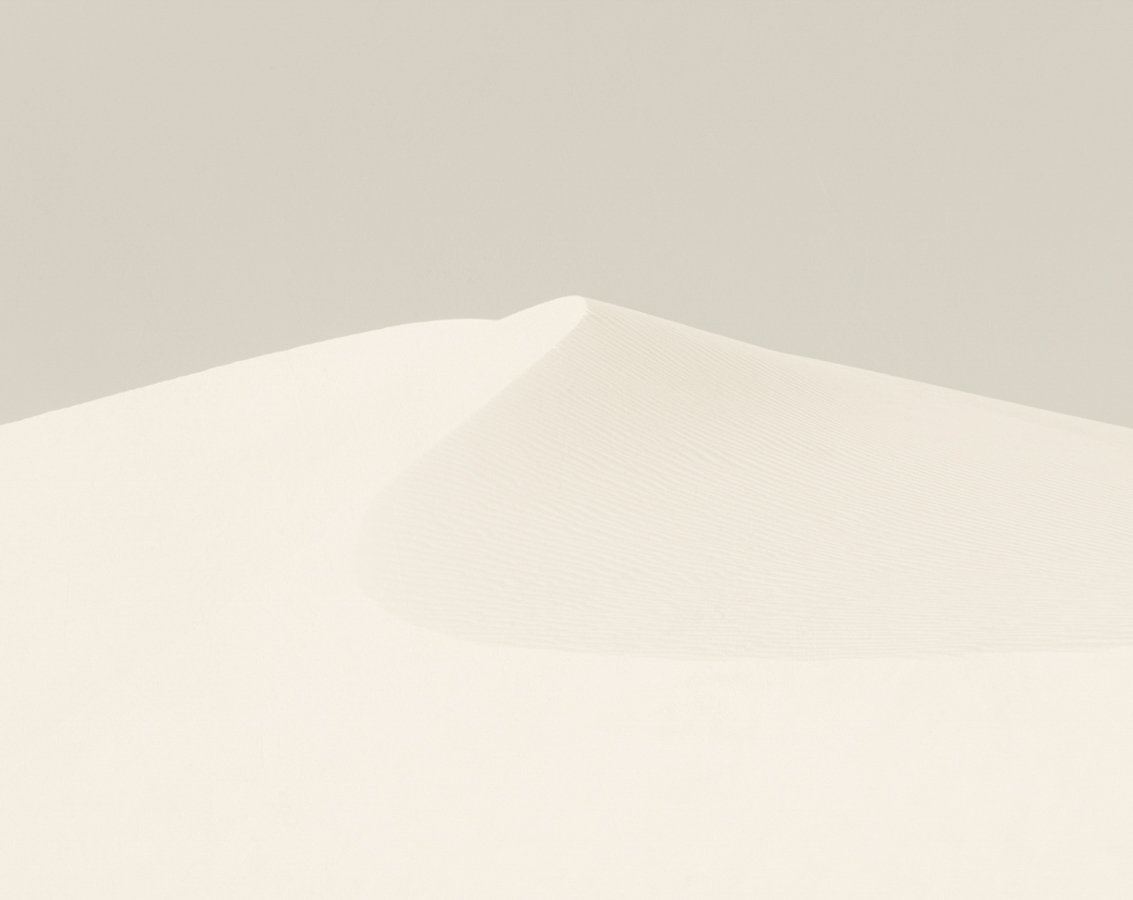 """White Sands 34"", 2014, Alamogordo, New Mexico"